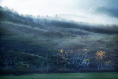 Photograph - Autumn Vista Great Smoky Mountainsautumn Vista Great Smoky Mountains by David Chasey