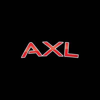 Axl Art Print