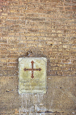 Photograph - Baciando La Santa Croce by JAMART Photography