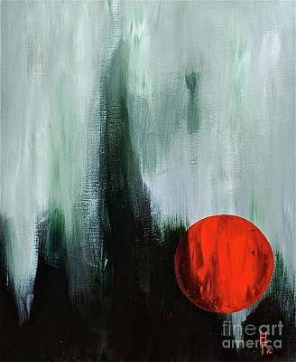 Fathers Day 1 - Bad Moon Arising  by Herschel Fall