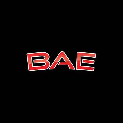 Bae Art Print