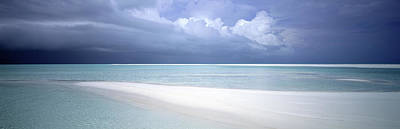 Exuma Photograph - Bahamas, Exuma, Sand Bar And Shoreline by Paul Wakefield