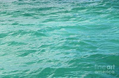 Photograph - Bahamas Turquoise Water by Carol Groenen