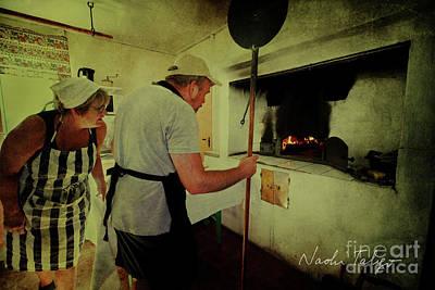 Photograph - Bakers Of Arbole by Naoki Takyo