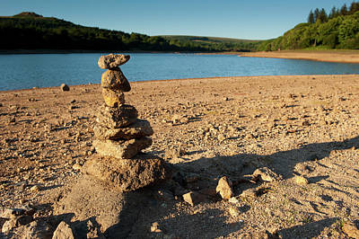 Photograph - Balanced Rocks by Helen Northcott