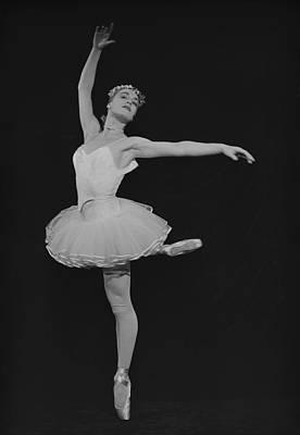 Photograph - Ballerina by Baron
