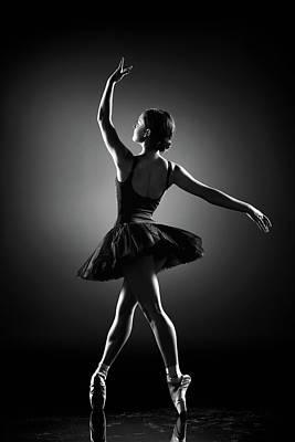 Photos - Ballerina dancing by Johan Swanepoel