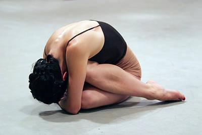 Photograph - Ballerina by Drgrounds