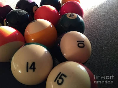 Photograph - Balls by Robert Knight