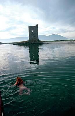 Naked Photograph - Ballybunion, Ireland - by Nutan