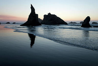 Photograph - Bandon By The Sea 102018 by Rospotte Photography