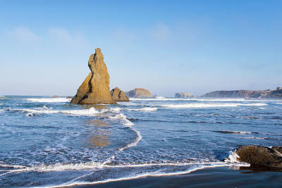 Photograph - Bandon Oregon 103018 by Rospotte Photography