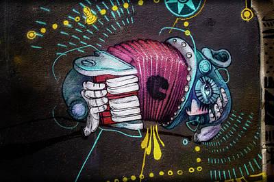 Bandoneon Wall Art - Photograph - Bandoneon by Micah Offman