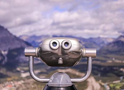 Lamborghini Cars - Banff Gondola Observation Viewer by Dan Sproul