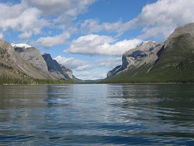 Photograph - Banff Trip 2007 Boat Tour-5 by Doug Morgan