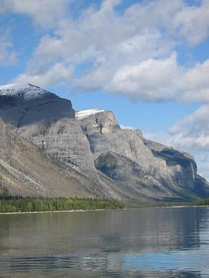 Photograph - Banff Trip 2007 Boat Tour-4 by Doug Morgan