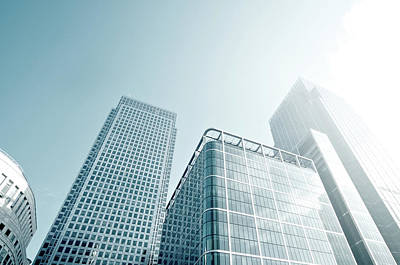 Financial District Photograph - Banking And Corporates by Imagegap