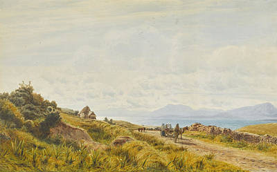 Painting - Bantry Bay by James Whaite