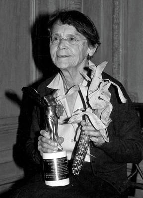 Photograph - Barbara Mcclintock, American by Science Source