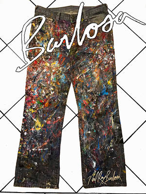Tapestry - Textile - Barbosa Jeans by Neal Barbosa