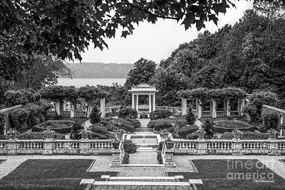 Photograph - Bard College Blithewood Garden by University Icons