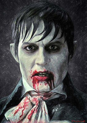Steampunk Royalty-Free and Rights-Managed Images - Barnabas Collins by Zapista Zapista