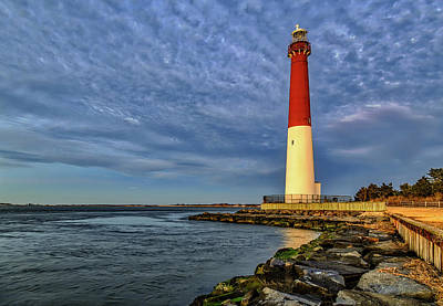 Photograph - Barnegat Lighthouse Afternoon by Susan Candelario