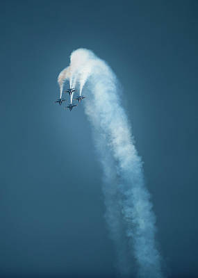Photograph - Barrel Roll by Mark Duehmig