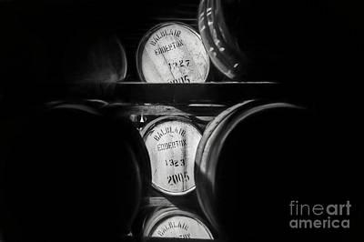Erik Brede Rights Managed Images - Barrels of whiskey Part 1 Royalty-Free Image by Erik Brede
