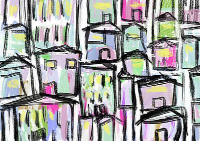 Painting - Barriouno by Tonya Doughty