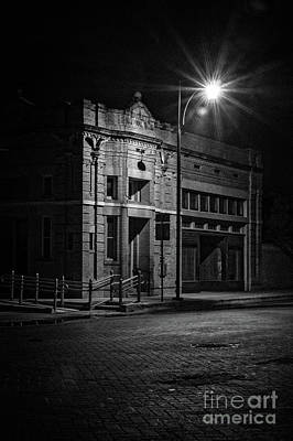 Photograph - Bartlett National Bank  by Imagery by Charly