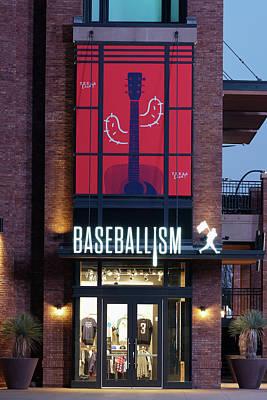 Photograph - Baseballism Texas Rangers 030719 by Rospotte Photography