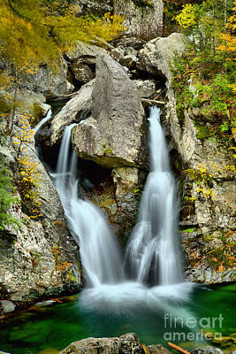 Photograph - Bash Bish Falls Into The Pool by Adam Jewell