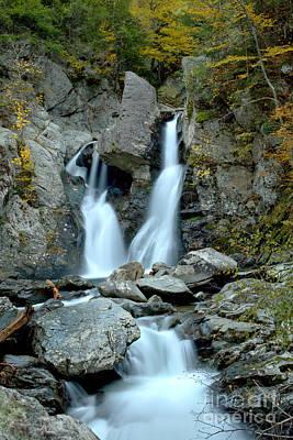 Photograph - Bash Bish Falls Stream by Adam Jewell