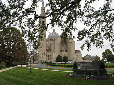 Photograph - Basilica 1427 by John Moyer