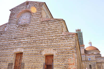 Photograph - Basilica Di San Lorenzo by JAMART Photography