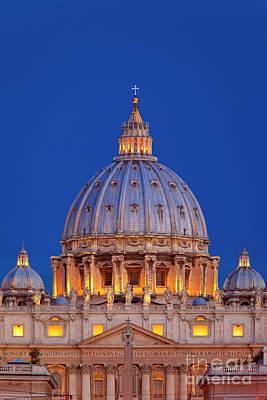Photograph - Basilica Di San Pietro by Brian Jannsen
