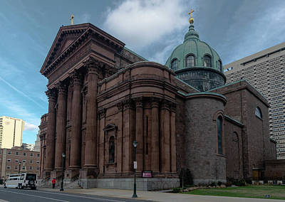 Wall Art - Photograph - Basilica Of Saints Peter And Paul by Steven Richman