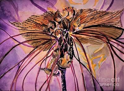 Bat Orchid Original