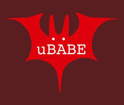 Digital Art - Batbabe by Ubabe Style
