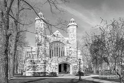 Photograph - Bates College Gomes Chapel by University Icons
