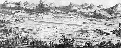 Battle Of Cannae Art Print by Henry Guttmann Collection