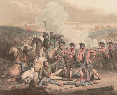 Battle Of Vimeiro Art Print by Hulton Archive