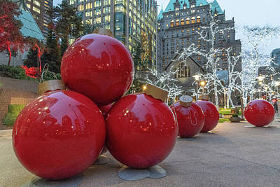 Photograph - Baubles by Ross G Strachan