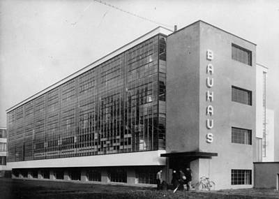 Bauhaus Art Print by General Photographic Agency