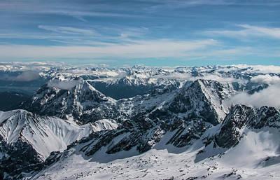Photograph - Bavarian Alps by Dawn Richards