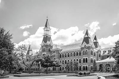 Photograph - Baylor University Burleson Hall by University Icons