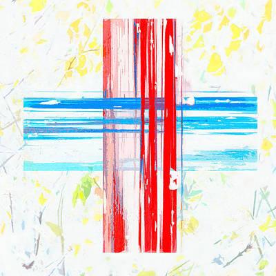 Digital Art - Be In Joy by Payet Emmanuel