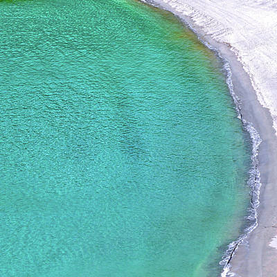 Photograph - Beach And Emerald by I Love Photo And Apple.
