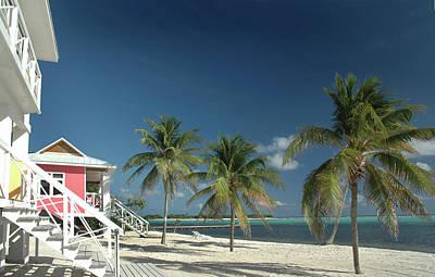 Photograph - Beach - Beachfront Houses by Jot